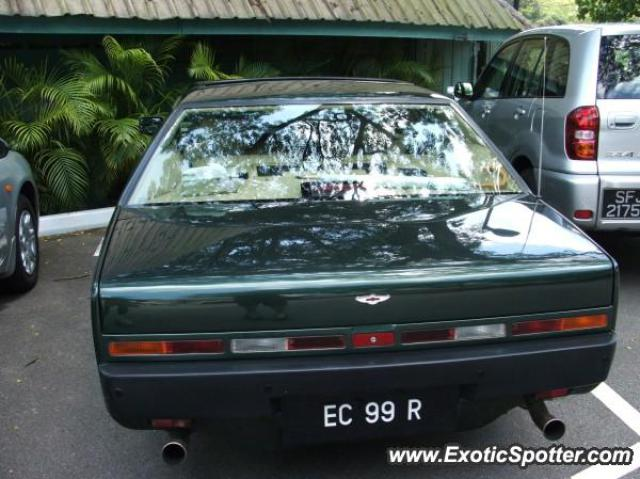 Aston Martin Lagonda Spotted In Singapore Singapore On
