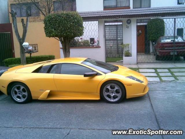 Lamborghini Murcielago Spotted In Mexico Mexico On 12 03 2006