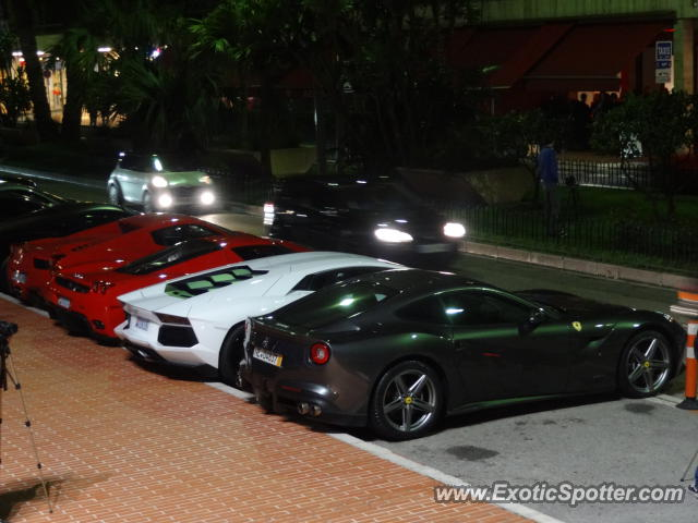 ferrari enzo spotted in monaco monaco - Ferrari Enzo 2013 White