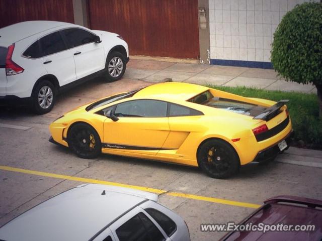 Lamborghini Gallardo Spotted In Lima Peru On 05 13 2013