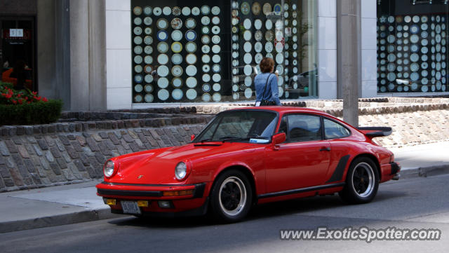 Porsche 911 Spotted In Toronto Canada On 08 13 2012 Photo 2