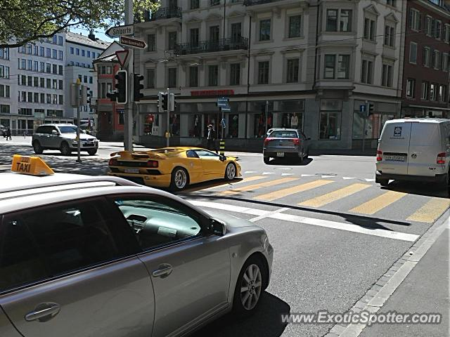 Lamborghini Diablo Spotted In Zurich Switzerland On 05 18