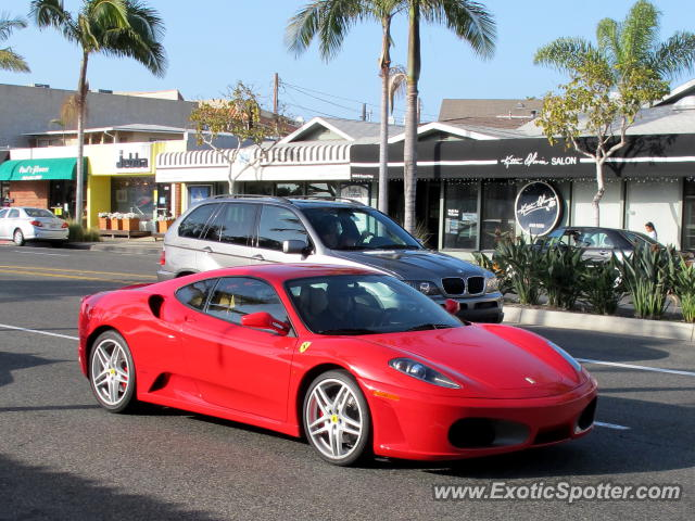 ferrari f430 spotted in newport beach california on 05 23 2013. Cars Review. Best American Auto & Cars Review