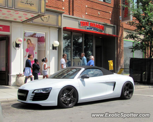 Audi R8 Spotted In Columbus Ohio On 06 08 2013