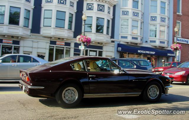 Aston Martin DB Spotted In Washington DC Virginia On - Aston martin washington dc