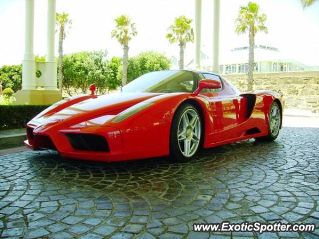Ferrari Enzo Spotted In Cape Town South Africa On 01022007 Photo 2