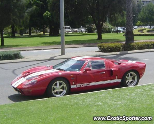 Ford Gt Spotted In Perth West Australia Australia