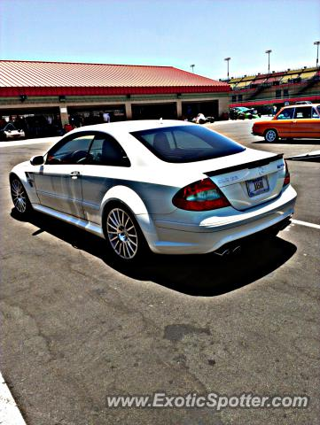 Mercedes c63 amg black series spotted in fontana for Mercedes benz fontana ca