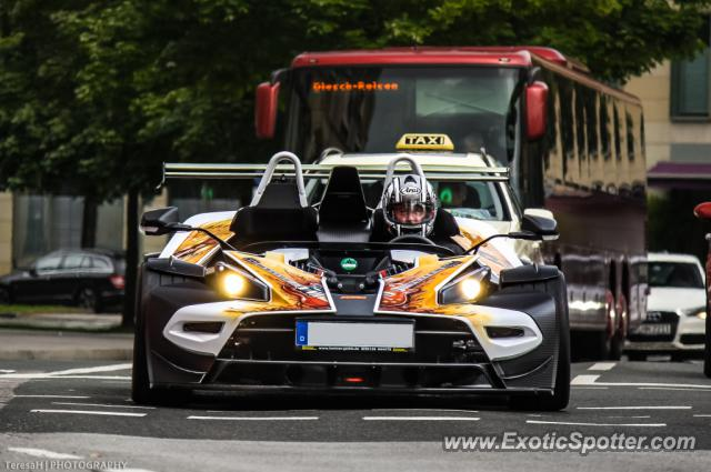 KTM X-Bow spotted in Munich, Germany
