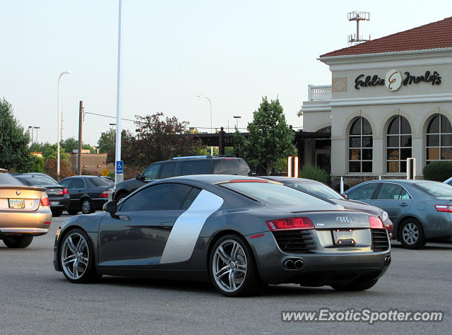 Audi R8 Spotted In Columbus Ohio On 06 18 2013 Photo 2