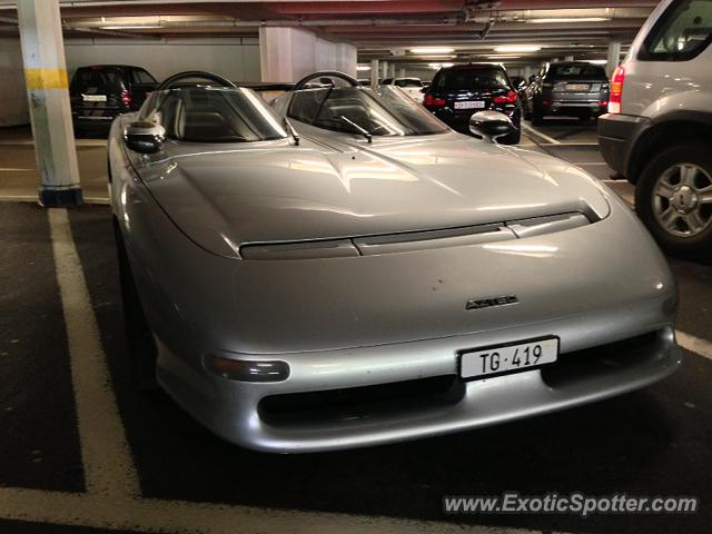Italdesign Aztec spotted in Zurich, Switzerland