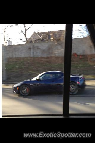 Lotus Evora spotted in Pittsford, New York