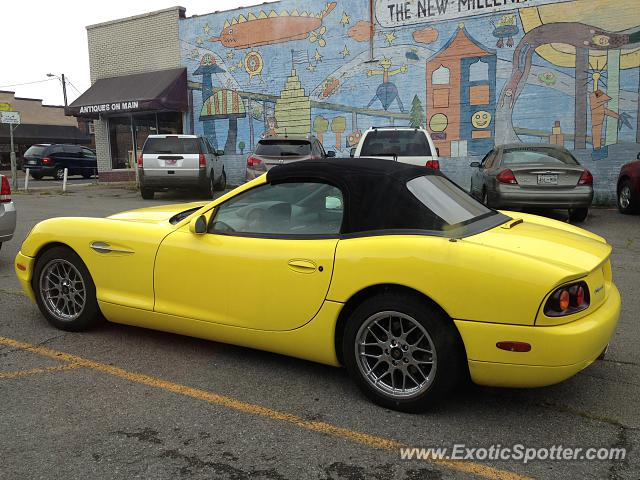 Panoz Esparante spotted in Gallatin, Tennessee