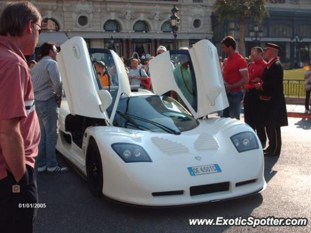 Mosler MT900 spotted in Montecarlo, Monaco