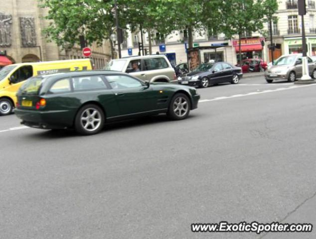 aston martin lagonda spotted in paris france on 06 28 2007. Black Bedroom Furniture Sets. Home Design Ideas