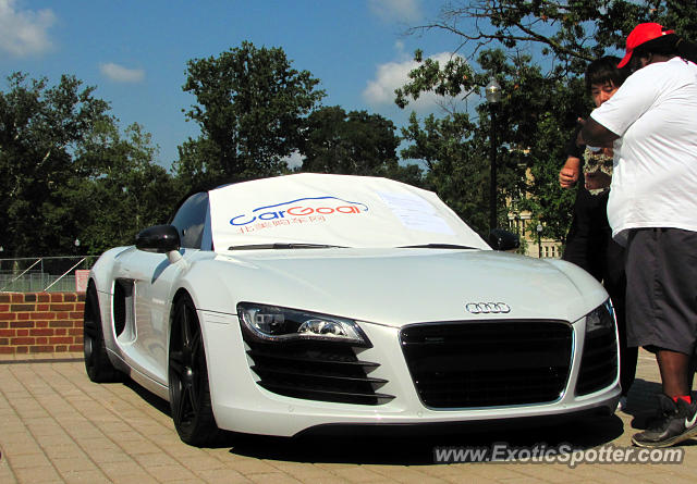 Audi R8 Spotted In Columbus Ohio On 08 19 2013