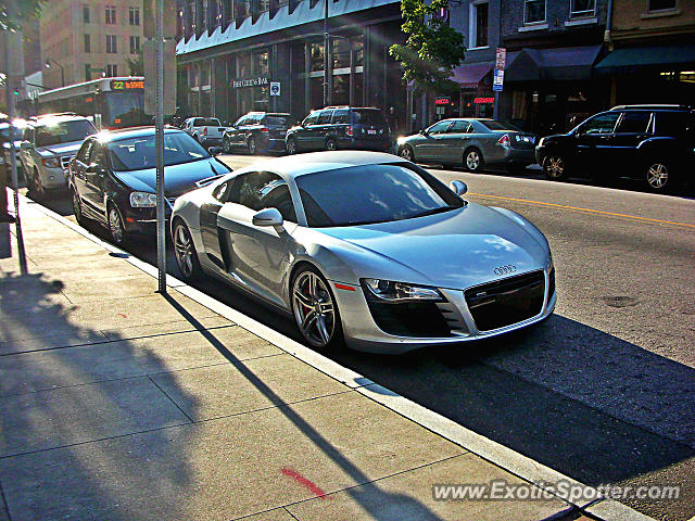 Audi R Spotted In Raleigh North Carolina On Photo - Audi raleigh