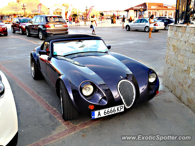 Wiesmann Roadster spotted in Sveti Vlas, Bulgaria