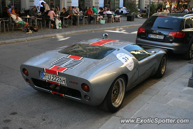 ford gt spotted in munich germany on 09 04 2013 photo 2. Black Bedroom Furniture Sets. Home Design Ideas