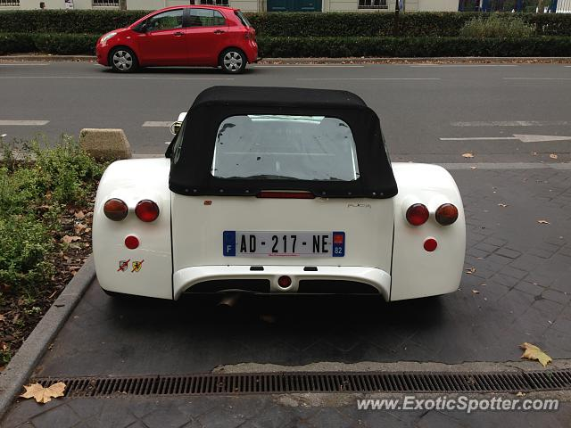 Donkervoort D8 spotted in Paris, France