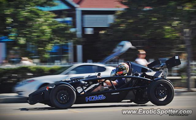 Ariel Atom spotted in San Diego, California