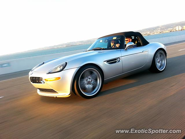 BMW Z8 spotted in San Francisco, California