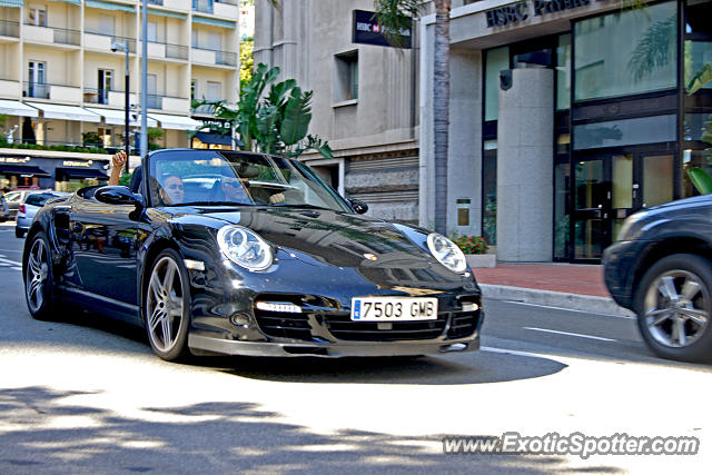 porsche 911 turbo spotted in monte carlo monaco on 08 20 2013 photo 2. Black Bedroom Furniture Sets. Home Design Ideas