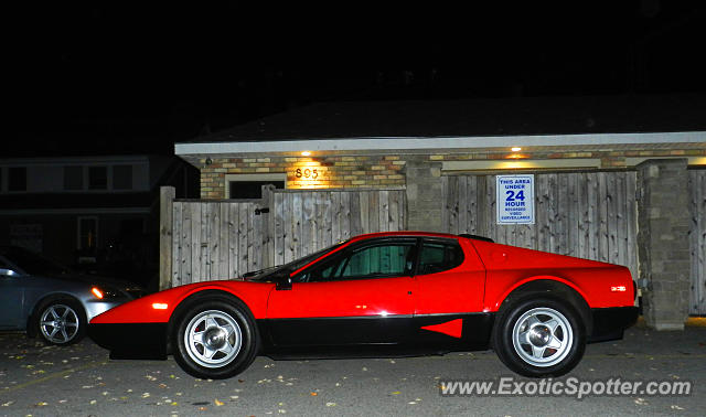 Ferrari 512BB spotted in London, Ontario, Canada