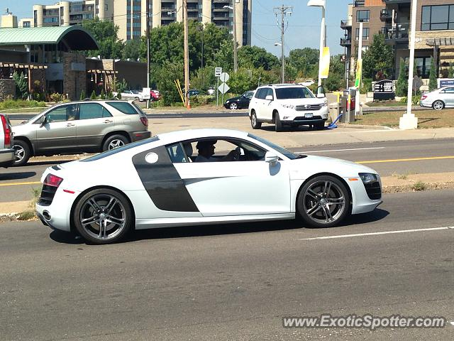 Audi R Spotted In Minneapolis Minnesota On Photo - Minneapolis audi