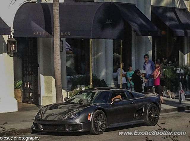 Rossion Q1 spotted in Beverly Hills, California