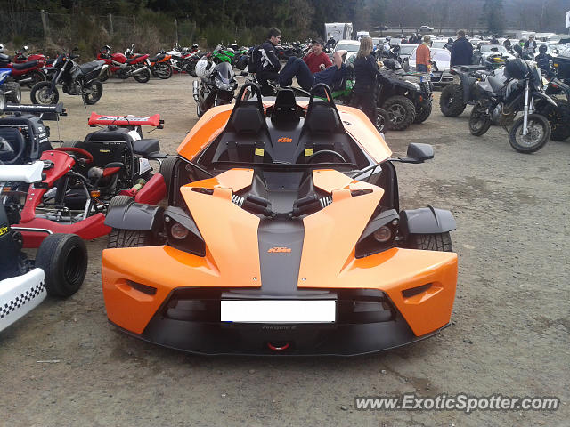KTM X-Bow spotted in Herresbach, Germany