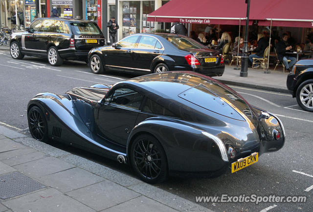 morgan aero 8 spotted in london united kingdom on 11 23 2013. Black Bedroom Furniture Sets. Home Design Ideas