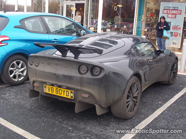 Lotus Exige spotted in Malvern, United Kingdom