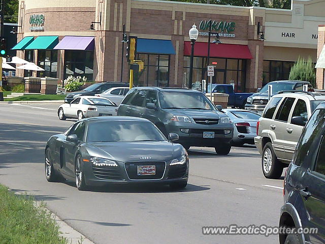 Audi R Spotted In Minneapolis Minnesota On - Minneapolis audi