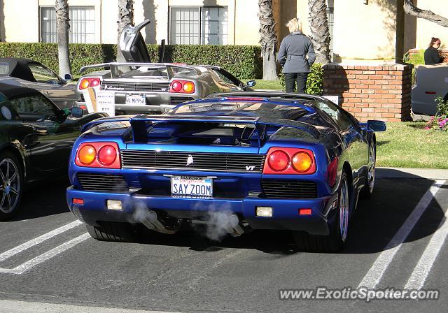 Lamborghini Diablo Spotted In Lompoc California On 10 19 2013