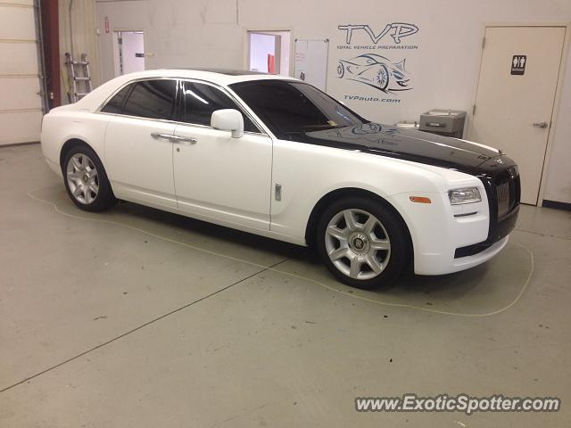 Rolls royce ghost spotted in raleigh north carolina on 10 Rolls royce motor cars raleigh
