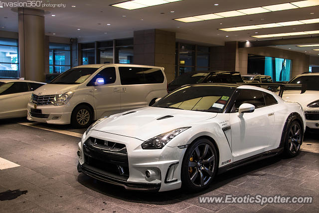Nissan Gt R Spotted In Kuala Lumpur Malaysia On 12 06