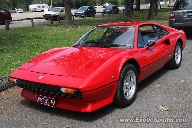 Gundagai Australia  city pictures gallery : Ferrari 308 spotted in Gundagai, Australia on 10/21/2013, photo 2