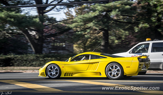 Saleen S7 spotted in Manhasset, New York