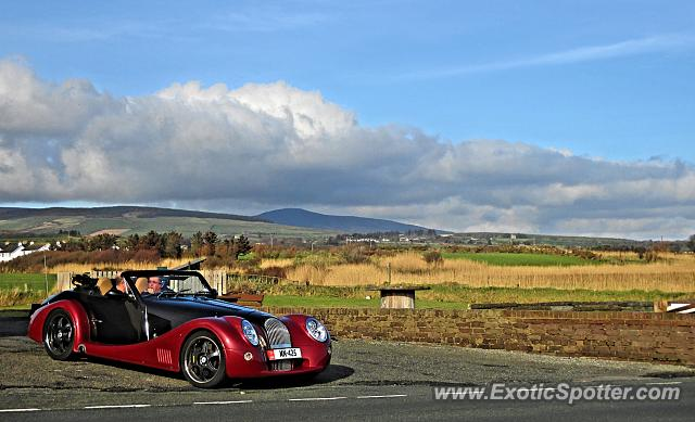 Morgan Aero 8 spotted in Port st mary, United Kingdom