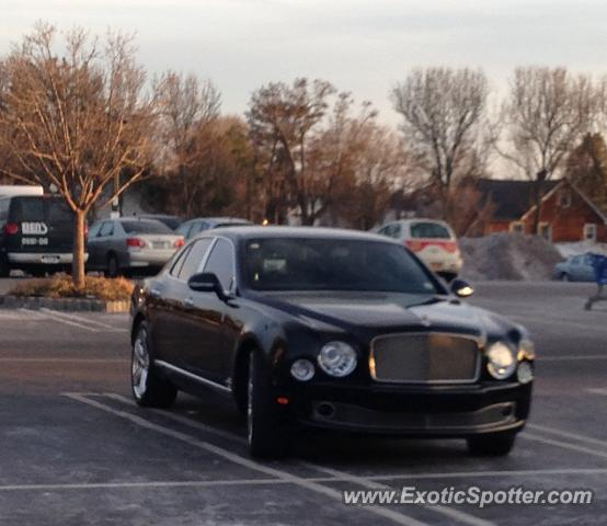 Bentley Mulsanne Spotted In Huntington, New York On 03/09/2014