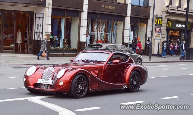 Morgan Aero 8 Spotted In London United Kingdom On 02 23 2014 Photo 2