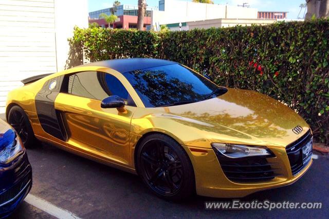 Audi R8 spotted in La Jolla, California on 03/23/2014 Tyga Gold Audi R Belts on tyga gold toilet, tyga gold shoes, tyga r8 s, tyga gold watch, tyga gold chain, tyga gold bricks, tyga audi v8, tyga latest shoes, tyga gold bugatti, tyga gold chair, tyga gold cars, tyga t-raww shoes, tyga groupie tales,