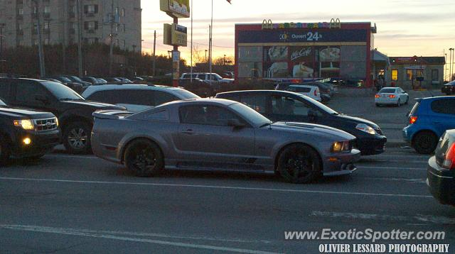 Saleen S281 spotted in Laval, Canada