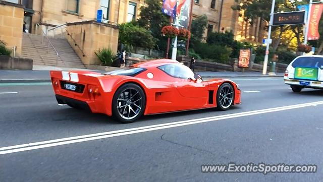 Other Kit Car Spotted In Sydney, Australia