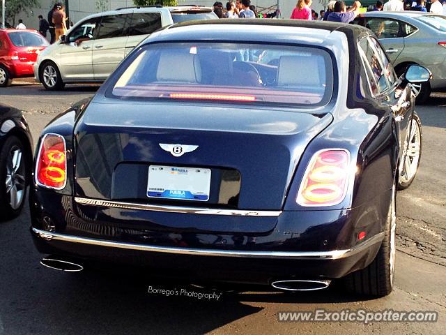 U111300 Bentley Mulsanne Problems Fault Codes