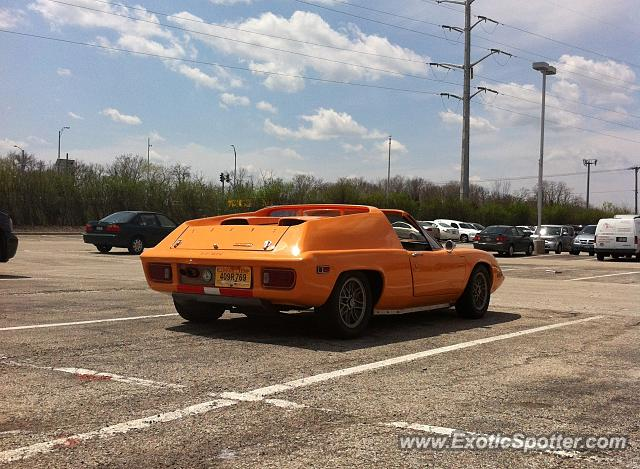 Lotus Europa spotted in Deerfield, Illinois