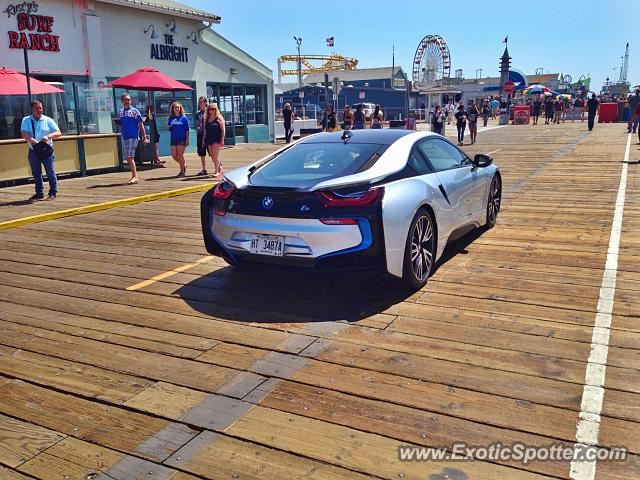 Bmw I8 Spotted In Santa Monica California On 05 09 2014 Photo 2