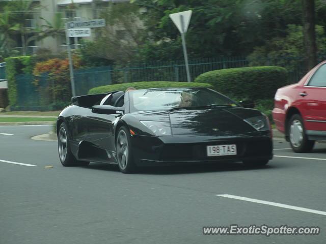 Lamborghini Murcielago Spotted In Gold Coast, Australia