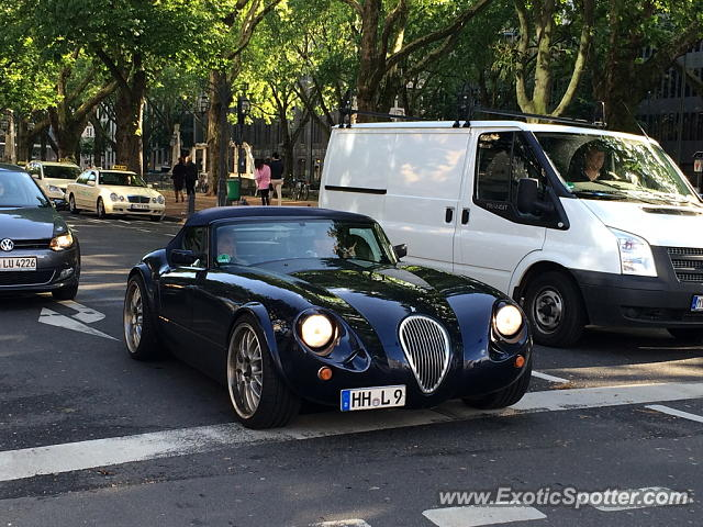 Wiesmann Roadster spotted in Duesseldorf, Germany